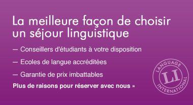 La meilleure façon de trouver un séjour linguistique