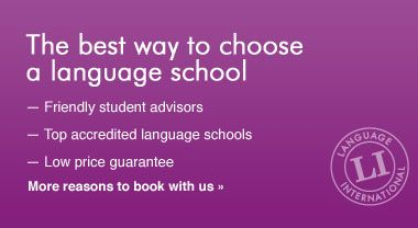 Best way to choose a language course abroad